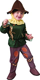 Costume Baby's Wizard Of Oz 75Th Anniversary Scarecrow Toddler Costume