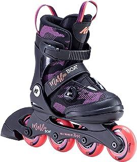 [ケーツー] ジュニア インラインスケート マーリー ボア MARLEE BOA パープルカモ I20020040