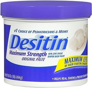 Destin Maximum Strength Original Paste, 16 Oz