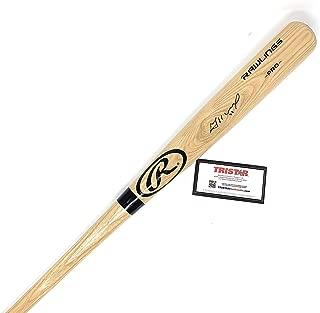 Jose Altuve Houston Astros Signed Autograph Baseball Bat Tristar Authentic Certified