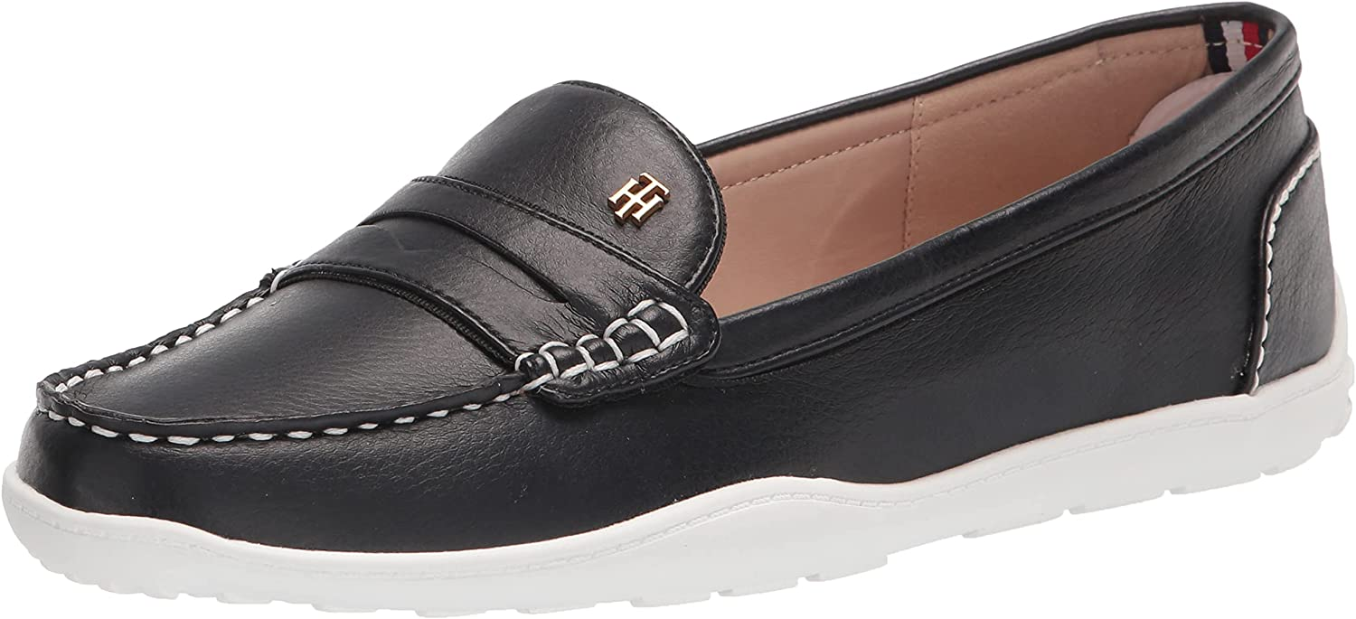 Tommy Hilfiger Women's Kaia Super-cheap Loafer Inventory cleanup selling sale