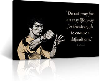 Best bruce lee wall art Reviews