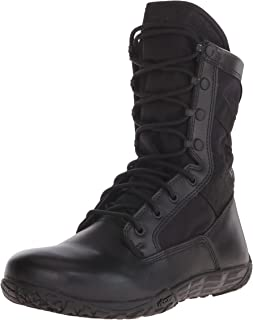 black military shoes
