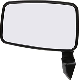 Rugged Ridge 11002.17 Driver Side Mirror Assembly