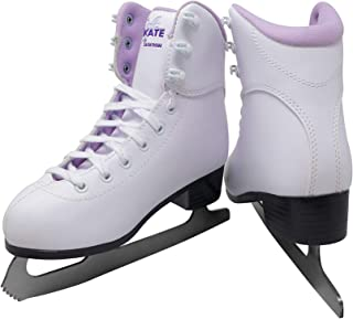 Jackson Ultima GS180 SoftSkate Womens Ice Skates / Blue, Fleece, Pink, Purple