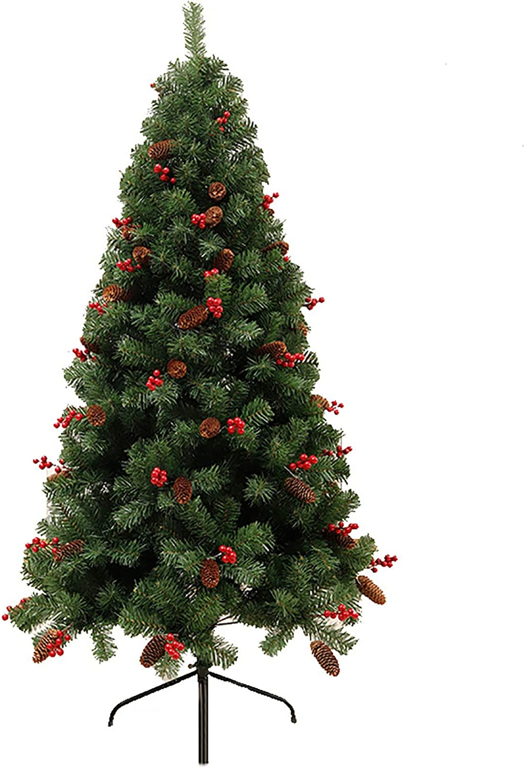 ZZZTWO Artificial Christmas Tree Award It is very popular Decorated Pine Xmas with