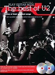 Partition : U2 Best of Play Guitar (+ 2cd)