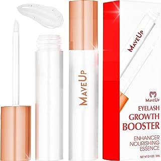 MaveUp Eyelash Growth Serum Booster. Enhanced Length. Works Like Magic. Fuller Lashes & Mesmerizing Look. Nourishing. Thic...