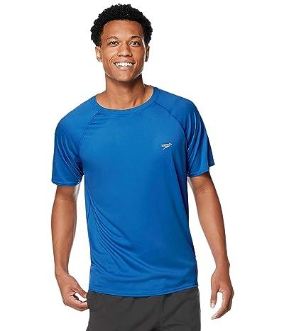 Speedo Easy Short Sleeve Swim Shirt Men