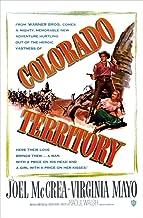 Posterazzi Colorado Territory Us Joel McCrea Virginia Mayo 1949 Movie Masterprint Poster Print (24 x 36)