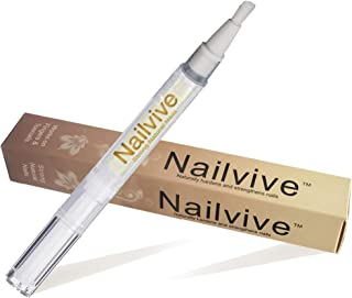 NAILVIVE Nail Serum Powerful Magic-like Silk Proteins Proven Natural Formula Strengthening Hardening nails Instantly Preve...