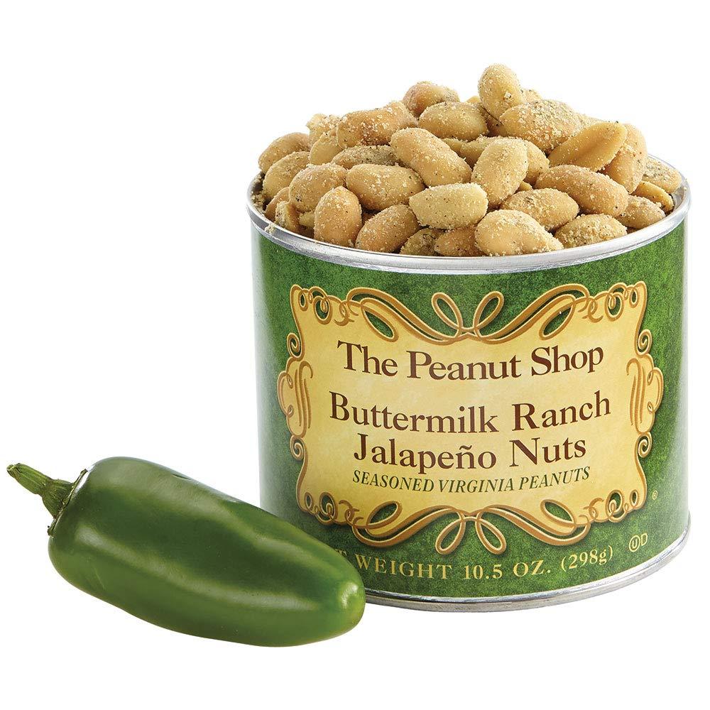 The Peanut Shop of Williamsburg Fashionable Seasoned Virginia Peanuts Butte Max 56% OFF