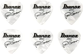 Ibanez B1000PG-PW - Púa (metal, paquete de 6 uds.)