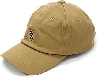 [クリサンドラ] 帽子 メンズ キャップ 大きいサイズ nyc レディース 6パネル ローキャップ フリーサイズ カジュアル ブランド