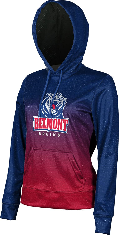 ProSphere Belmont University Girls' Pullover Hoodie, School Spirit Sweatshirt (Ombre)