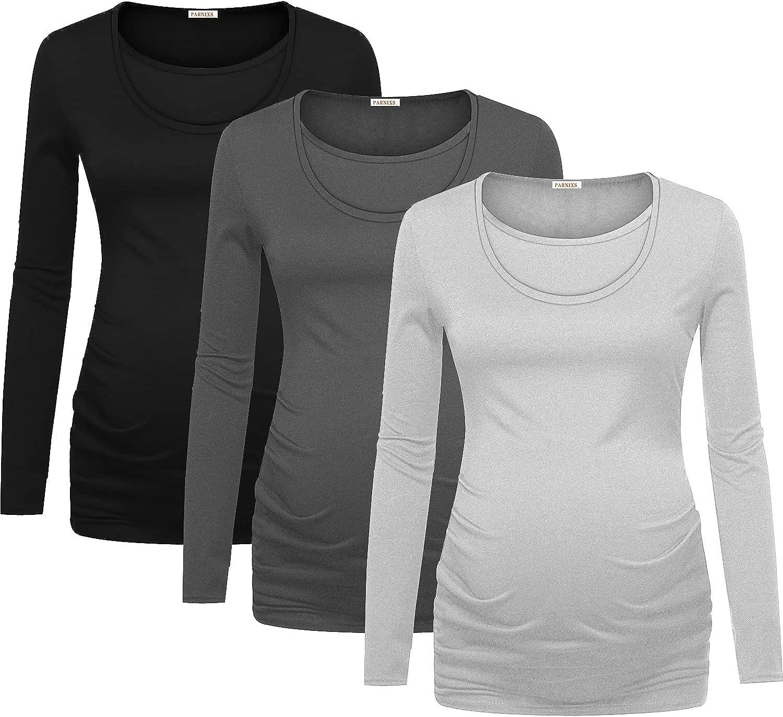 Fashion Women's Maternity Nursing Breastfee T-Shirt Regular discount Japan Maker New Sleeve Short