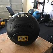 TRX Training Handgefertigter Wandball mit verst/ärkter Nahtkonstruktion