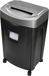 Royal MC14MX 14 Sheet Micro Cut Shredder Black