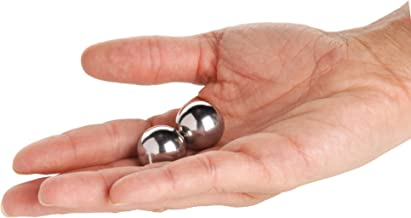 Stainless Steel Ben Wa Balls with Passion Lube