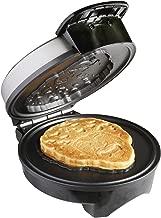 Uncanny Brands Bob Ross Waffle Maker - Bob's Iconic Face on Your Waffles - Waffle Iron