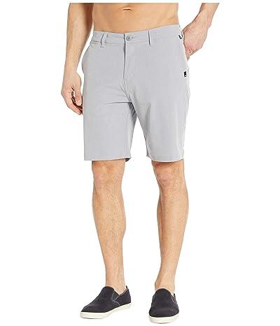 Quiksilver Union Heather Amphibian 20 Shorts (Sleet) Men