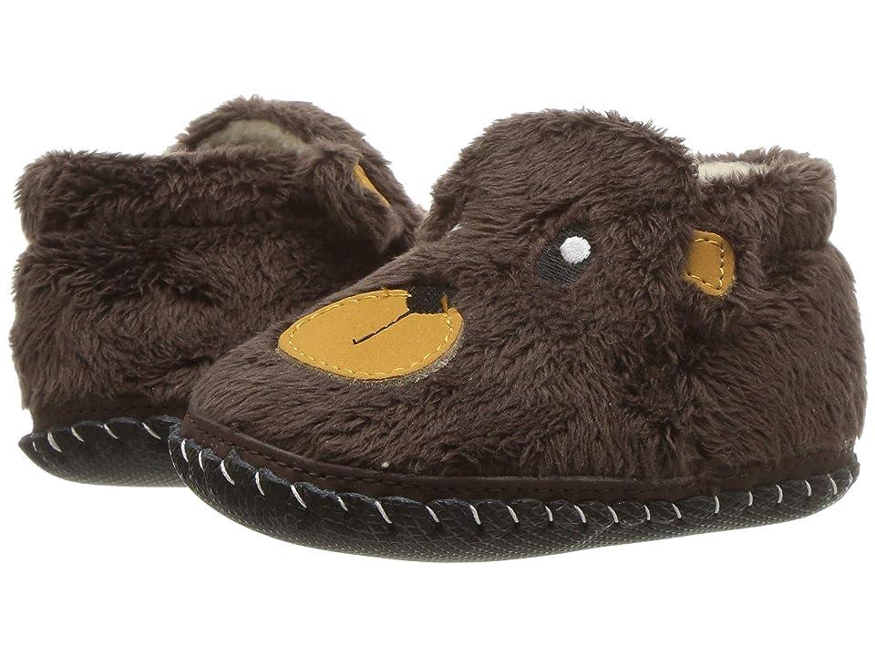pediped Boo Bear Originals (Infant) (Brown) Kid