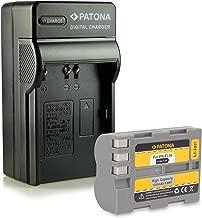 Bundlestar LCD double chargeur pour batterie NIKON EN-EL3e