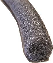 "Sashco 31002 Pre-Caulking Filler Rope Backer Rod Roll, 50` Length x 1"" Width, Grey"