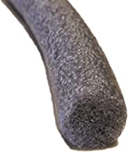 Pre-Caulking Filler Rope Backer Rod, 1/2-Inch x 100-Feet, Grey