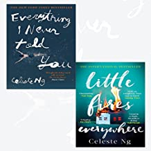 celeste ng 2 books collection set - (everything i never told you,little fires everywhere: the new york times top ten bestseller)