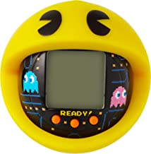Bandai 42862 Tamagotchi Nano-Pac-Man Black Version with Case-Feed, Care, Nurture, with Chain for on The go Play-Electronic...