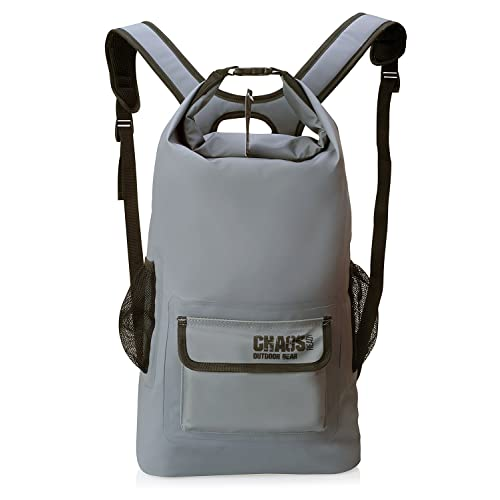Chaos Ready Waterproof Backpack – Dry Bag – Quality Heavy Duty - Padded  Shoulder Straps - 360d80e43e