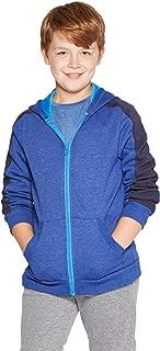 C9 Boys' Authentic Fleece Sweatshirt Full Zip Hoodie -