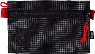 Topo Designs Accessory Bags - Black/white Ripstop - S
