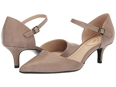 LifeStride Poppy (Taupe Eternity) Women