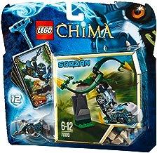 LEGO Legends of Chima - Enredaderas Letales, Juego de construcción (70109)