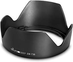 (EW-73B Replacement) Altura Photo Lens Hood for Canon 18-135mm EF-S f/3.5-5.6 is, EF-S..
