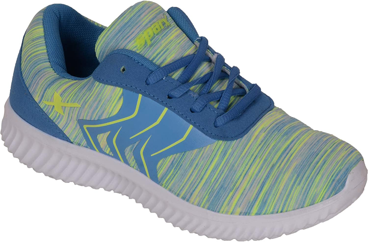 SPARX Women bluee White Running Sports shoes