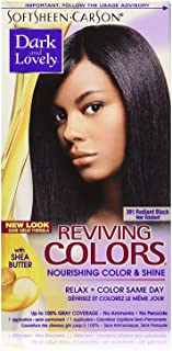 Dark and Lovely Reviving Colors, No.391, Radiant Black, 1 ea
