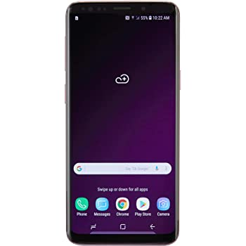 Samsung Galaxy S9, 64GB, Lilac Purple - For AT&T (Renewed)