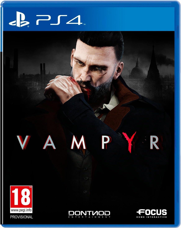 Vampyr - PlayStation 4 [Importación inglesa]