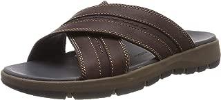 Clarks Men's Brixby Cross Sandals
