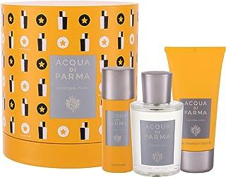 Acqua Di Parma Colonia Pura Eau de Cologne 100ml+75ml Hair & Sg+50ml Deodrante Set