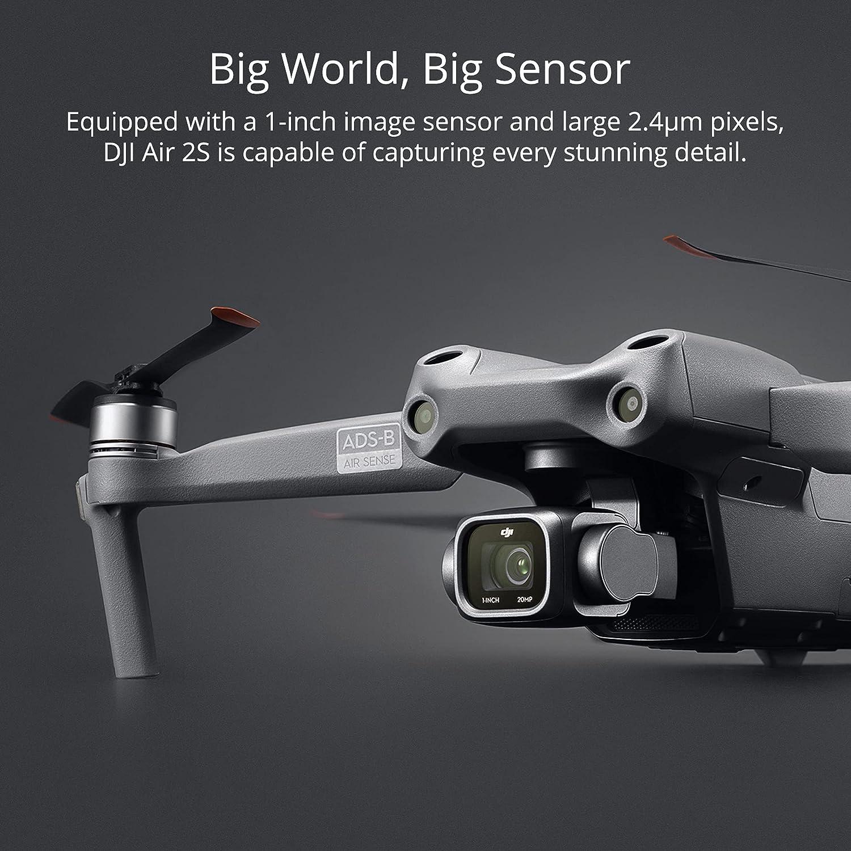 DJI Air 2S Drone - Big World big sensor