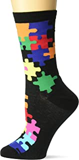 Women's Original Collection Novelty Casual Crew Socks