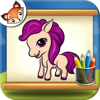 How to Draw Little Pony step by step Drawing App