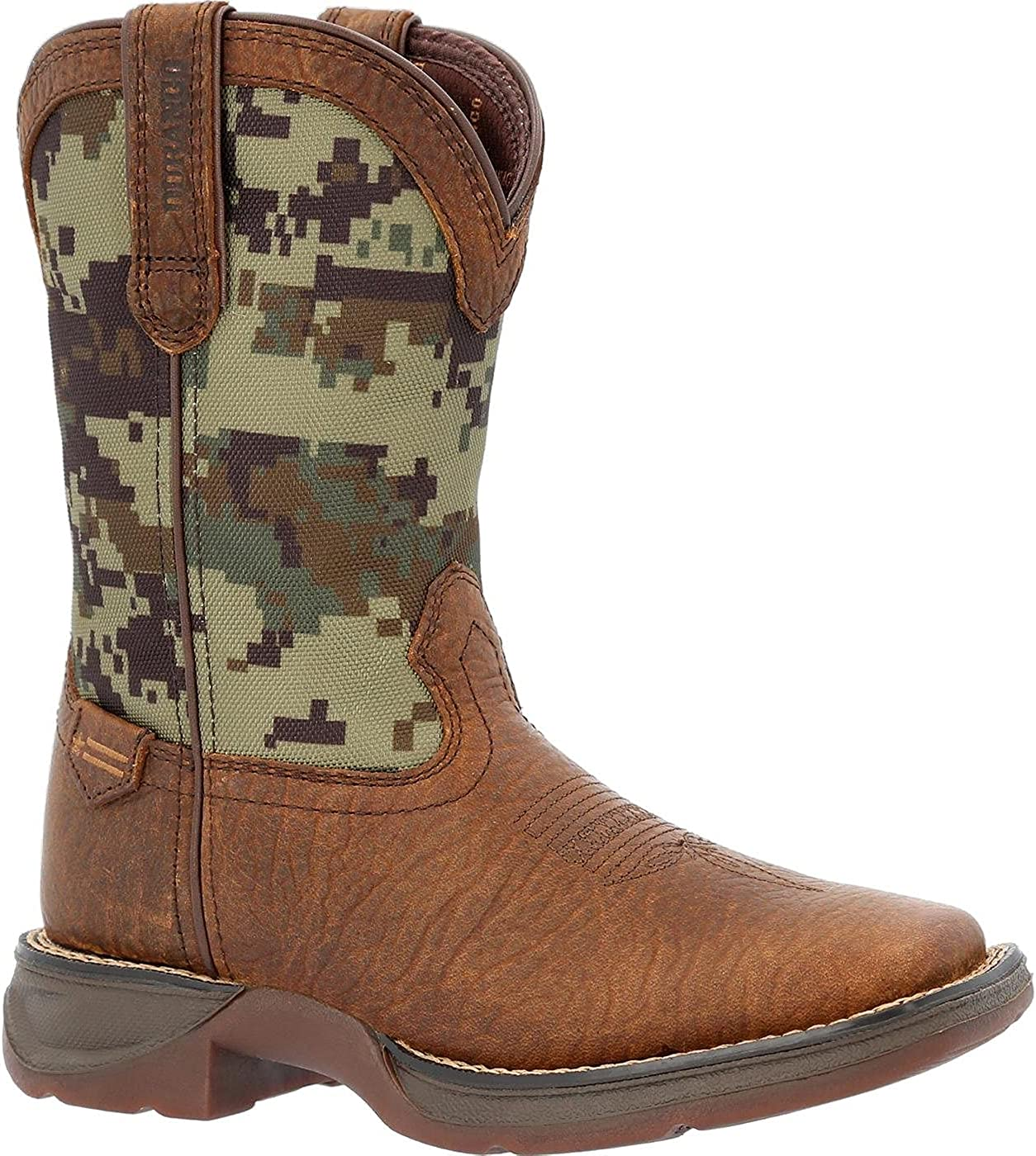 Lil' Durango Little Kids' Digi Camo Western Boot
