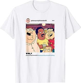 Family Guy Social Media T Shirt T-Shirt