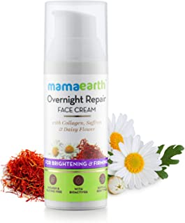 Mamaearth Overnight Repair Cream- 50 Ml