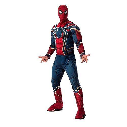 completo nelle specifiche prezzo moderato seleziona per autentico Iron Spider Suit: Amazon.com
